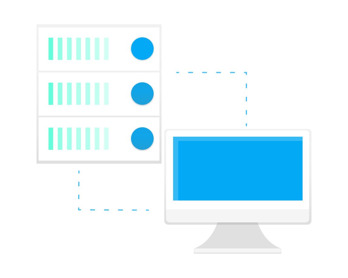 Utrzymywanie strony i domeny na hostingu.